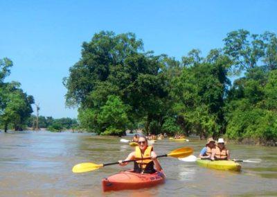 Group Tours - Sorya Kayaking